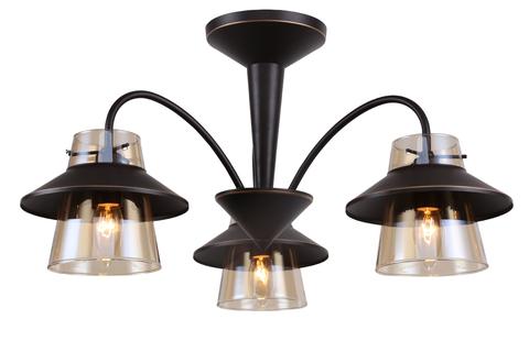 Потолочный светильник GAVANA 3xE14x40W 590/3PL кор ESCADA
