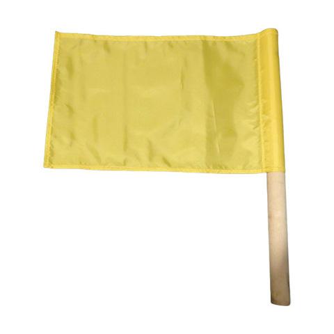 Флажок  сигнальный желтый