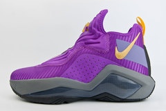кроссовки Nike LeBron Soldier 14 Lakers