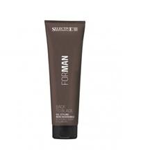 SELECTIVE back to black - гель для укладки волос со смываемым черным пигментом ! используется для маскировки седины! 150мл
