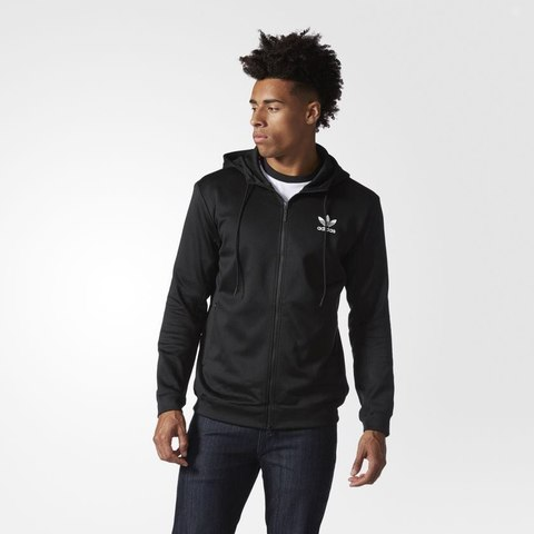 Джемпер мужской adidas ORIGINALS FZ HOODY