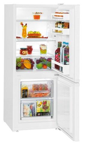Двухкамерный холодильник Liebherr CU 2331