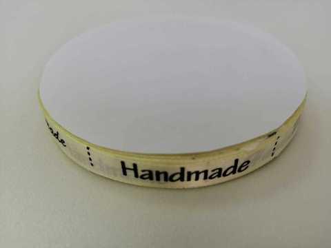 Летна Handmade 12мм*25ярд (Цвет шампань).