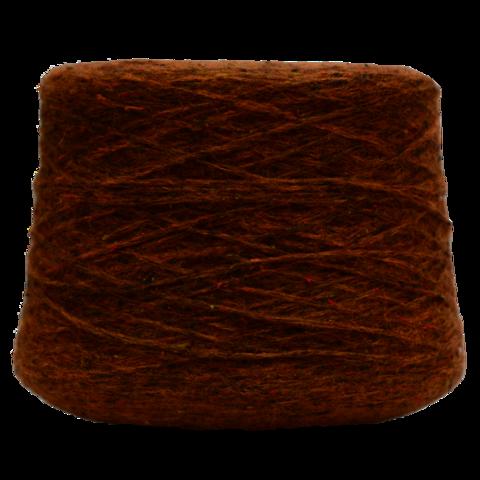 Бобинная пряжа Levis (23% шерсть, 9% альпака, 5% шелк, 30% акрил, 33% полиэстр), 50гр/130м