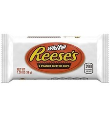 Reese's 2 Peanut Butter Cup White 39 гр