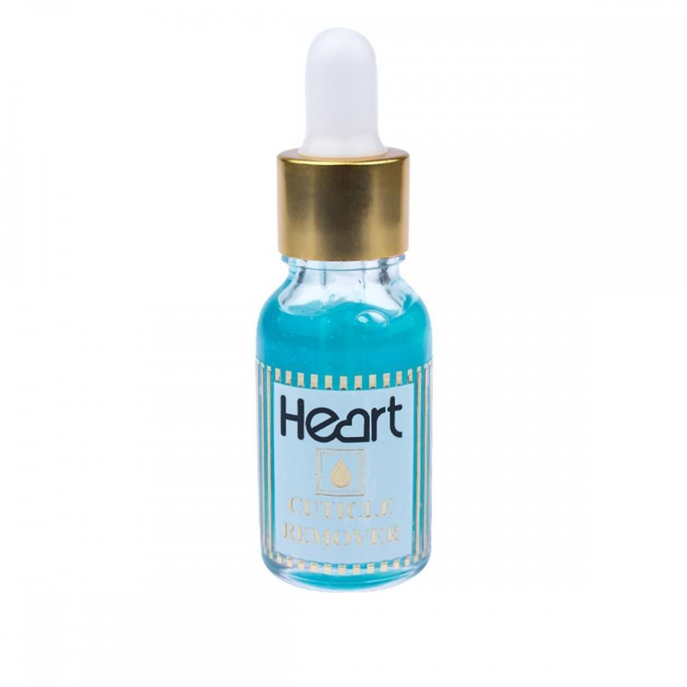 Гель кислотный для удаления кутикулы синий