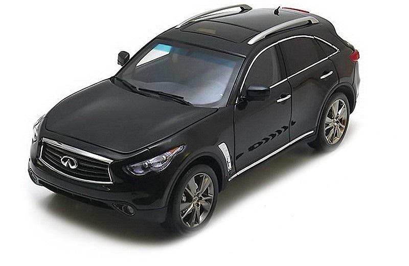 Коллекционная модель Infiniti FX50S 2012