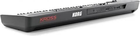 Синтезаторы и рабочие станции Korg Kross-88