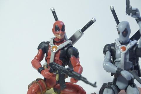 Deadpool Marvel Action Figure 3.75