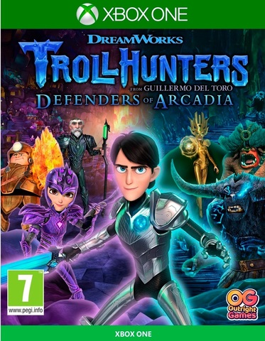 TROLLHUNTERS: Defenders of Arcadia (Xbox One/Series X, русские субтитры)