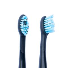 Насадки до електричної зубної щітки Berger TB PRO 2шт. Black