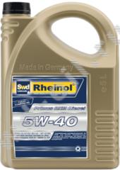 Моторное масло Swd Rheinol Primus DXM Diesel 5W-40 5л