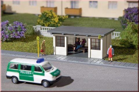 Павильоны Автобусной остановки - 2шт, (TT)