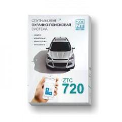 Автомобильная сигнализация ZONT ZTC-720 Slave