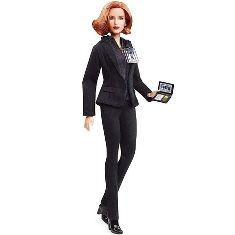 Барби Секретный агент Дана Скалли