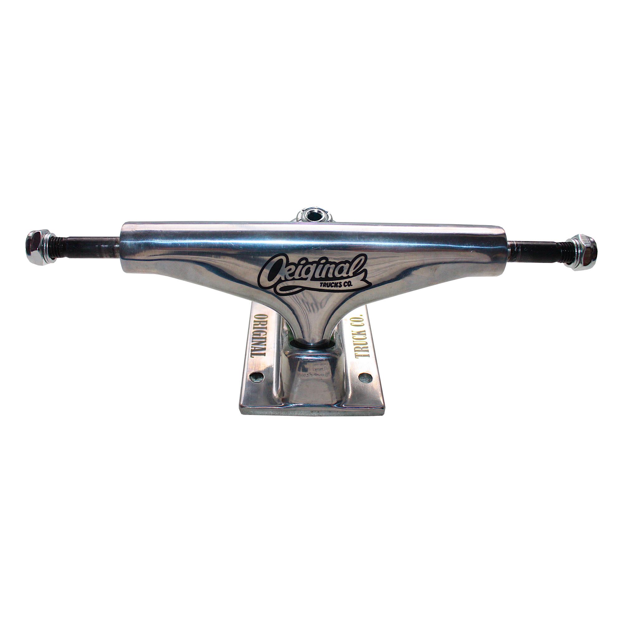 Подвески для скейта ORIGINAL TRUCKS CO. (Silver)