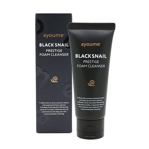 AYOUME Black Snail Prestige Foam Cleanser 60 ml