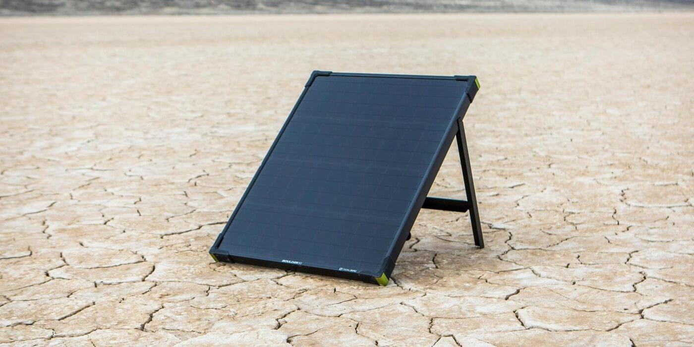 Солнечная панель Goal Zero Boulder 50