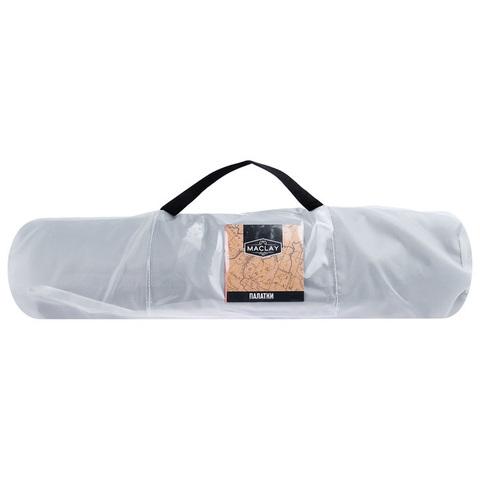 Палатка туристическая SANDE 205х150х105 см, 2-местная, цвет белый