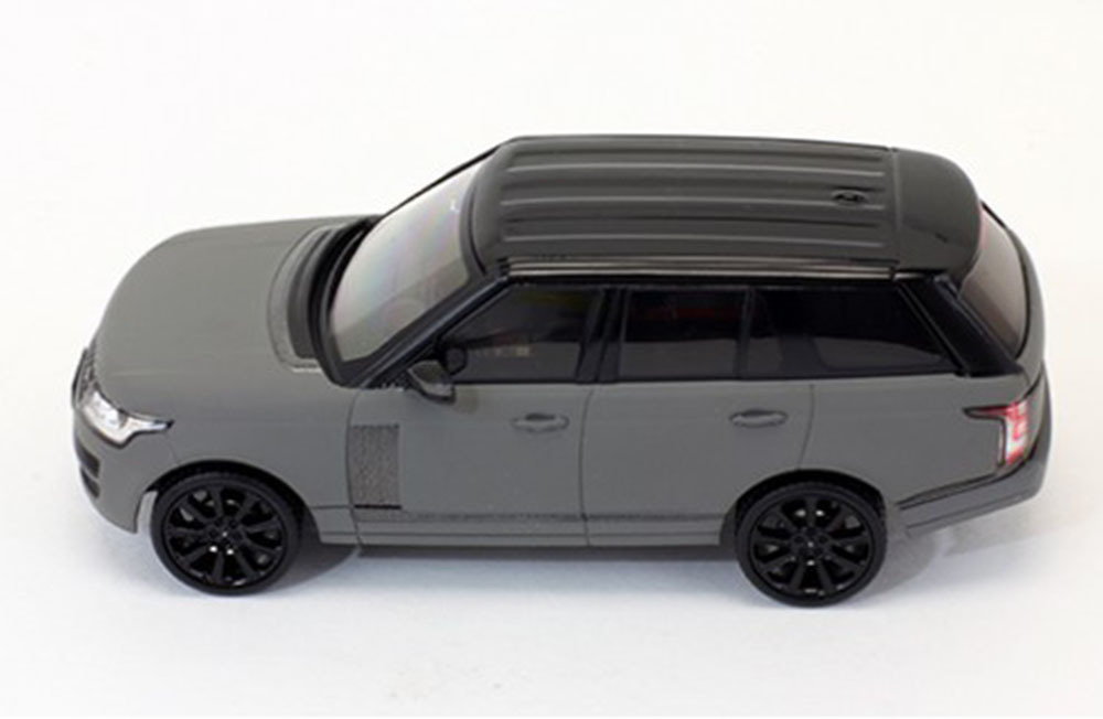 Коллекционная модель Range Rover Vogue 2014