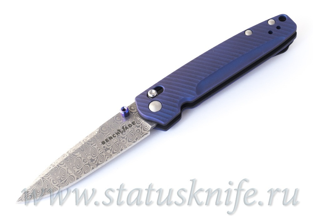 Нож Benchmade 485-171 Valet Gold Class Damasteel