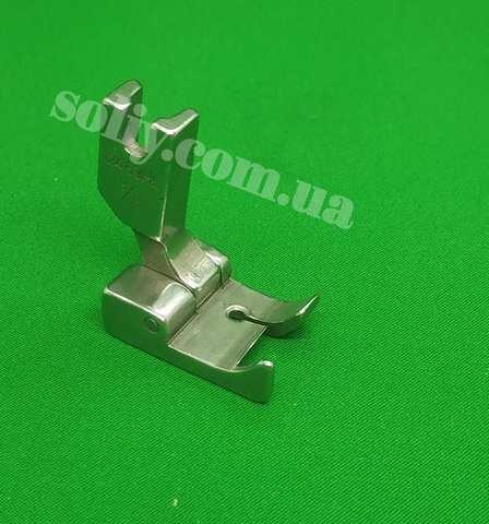 Лапка с ограничительным бортиком для отстрочки 12463HL 3/8 (9.5мм) | Soliy.com.ua