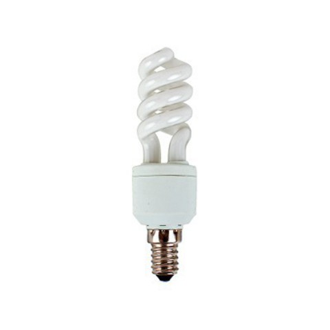 Лампа энергосберегающая КЛЛ-FSТ2-15 Вт-2700 К–Е14 (42х103 мм) TDM