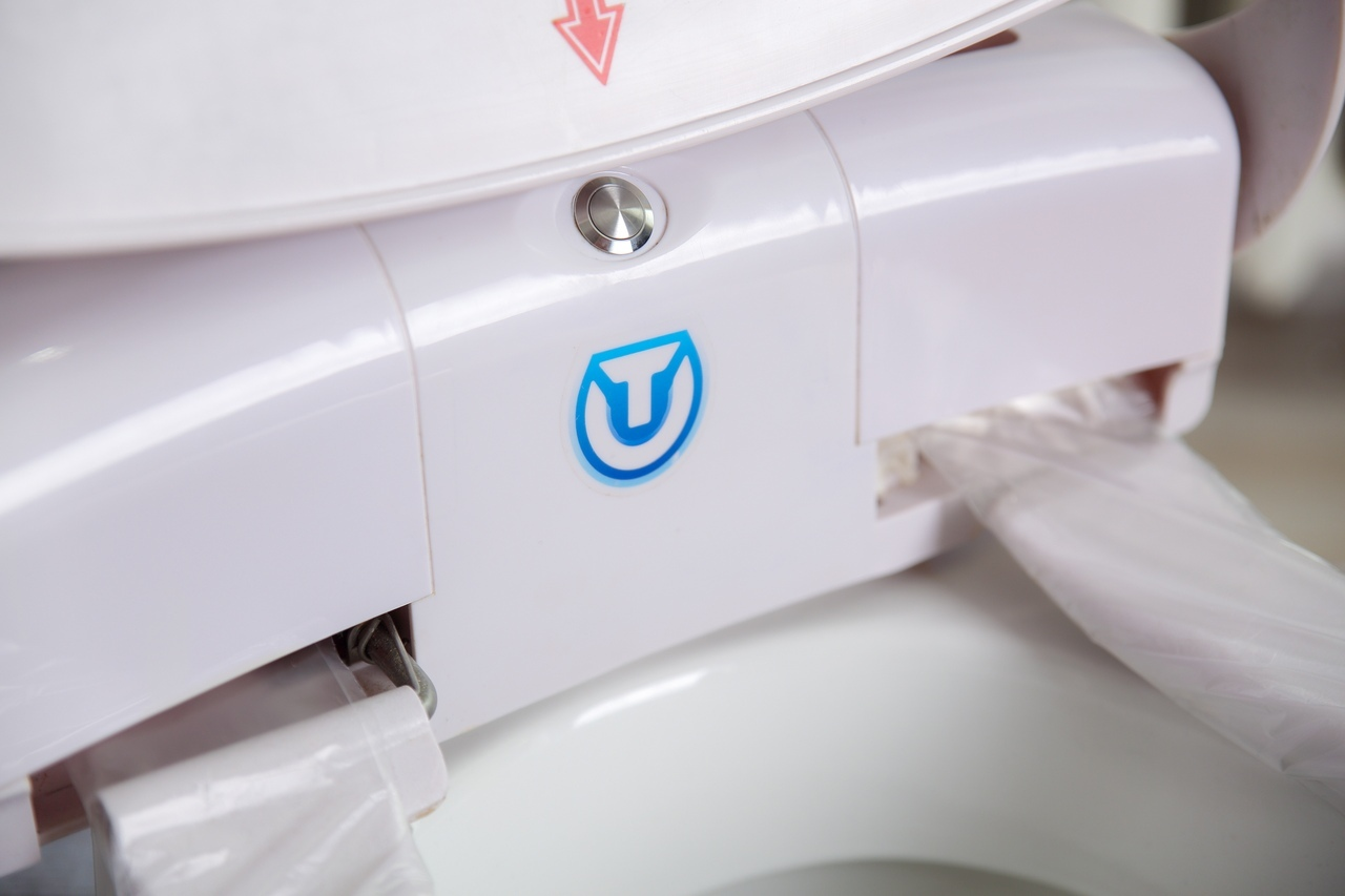 Диспенсер одноразовых гигиенических сидений для унитаза Clean Touch CT-01