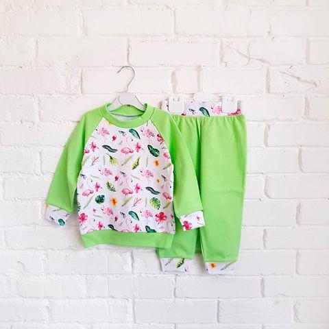 Пижама Тропики