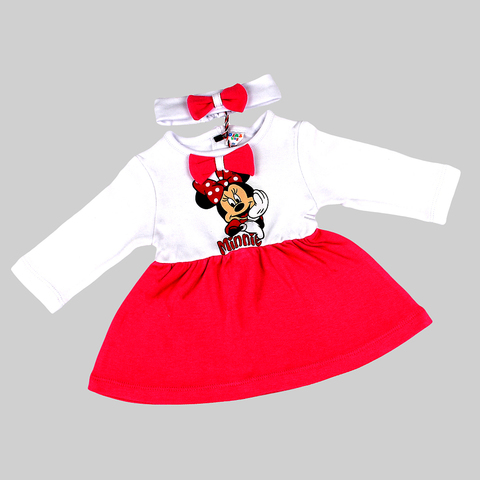 Платье+повязка малышке (68-86) 210403-OP1073.1