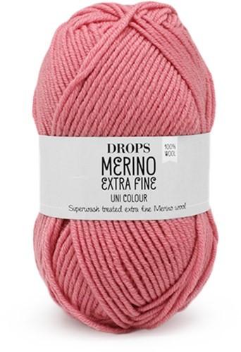 Пряжа Drops Merino Extra Fine 33 роза