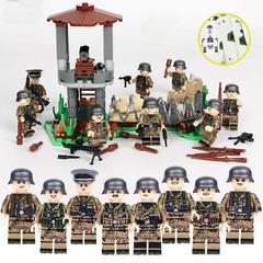 Минифигурки Военных Немецкая Армия серия 409