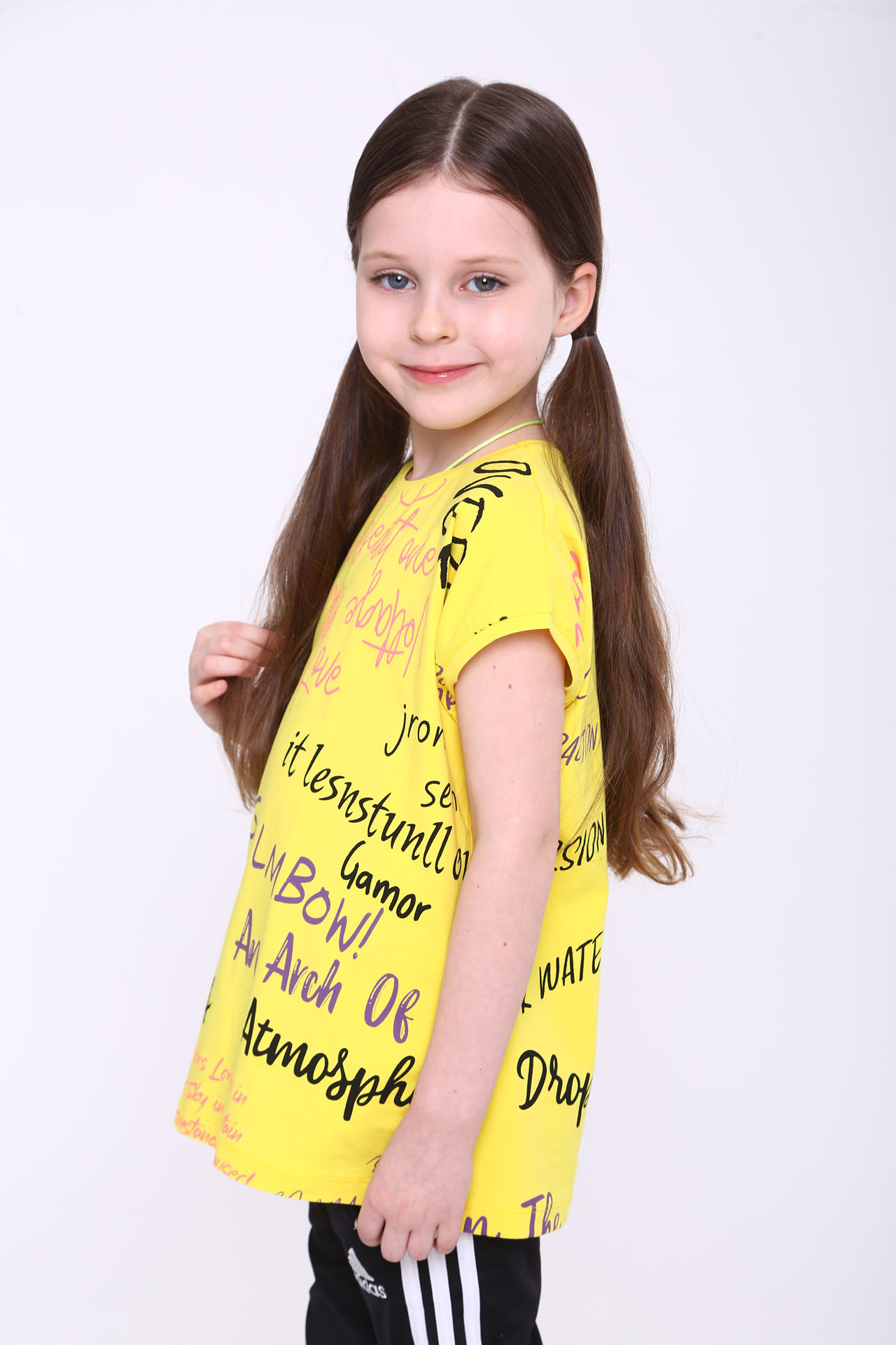 Футболка для девочки Cegisa Турция, 0096