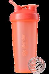 Шейкер Blender Bottle Classic Full Color 828мл Coral [коралловый]