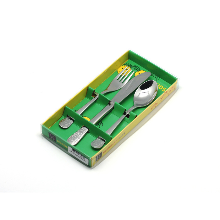 Детский набор DINO 3 пр, артикул 096600300215500000, производитель - Herdmar