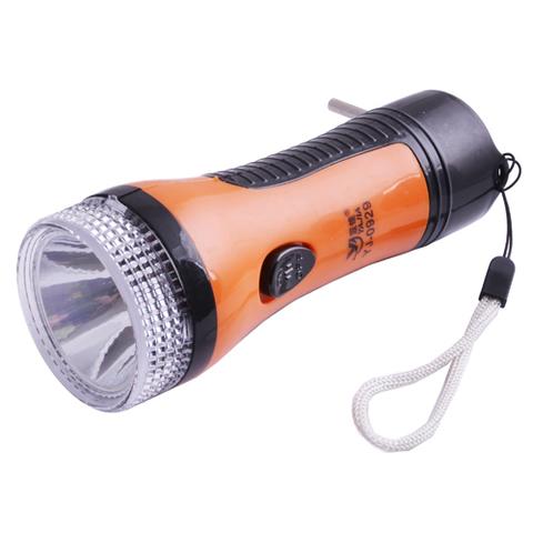 Ф.аккумуляторный ручной YJ-0929 1led 2 режима