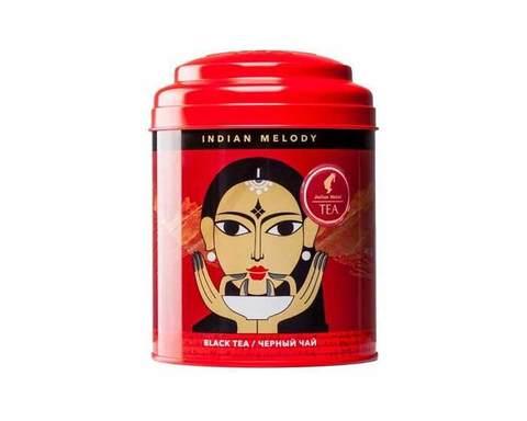 Чай легкий черный Дарджилинг листовой Julius Meinl Индийская Мелодия