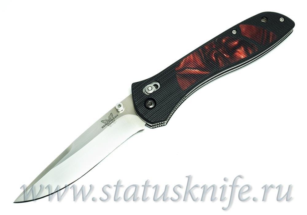Нож Benchmade Custom ATS34 McHenry & Williams 710