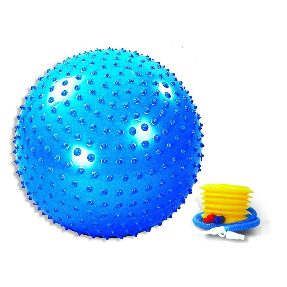 Гимнастические мячи Гимнастический мяч массажный LiveUp 75 см aeb4da4f5f1a47f5da4b4e45a9ae0b59.jpg