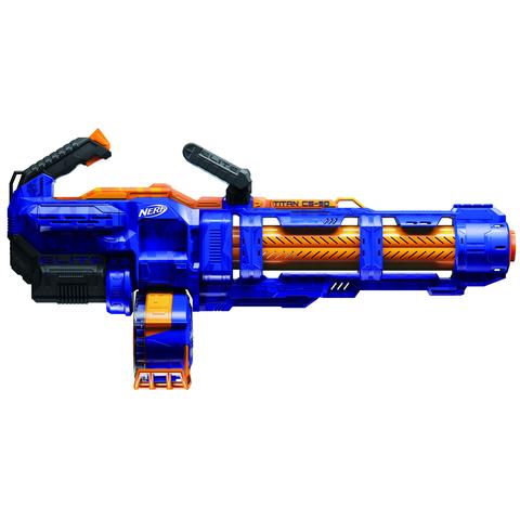 Бластер НЁРФ Титан CS-50