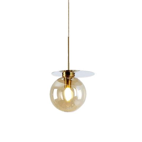 Подвесной светильник копия Ubma by Bomma (янтарный)