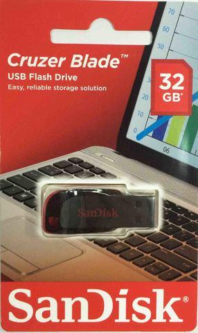 USB флэш-диск SanDisk 32GB CZ50 Cruzer Blade