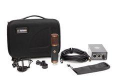 TELEFUNKEN TF39 Copperhead Deluxe студийный конденсаторный микрофон