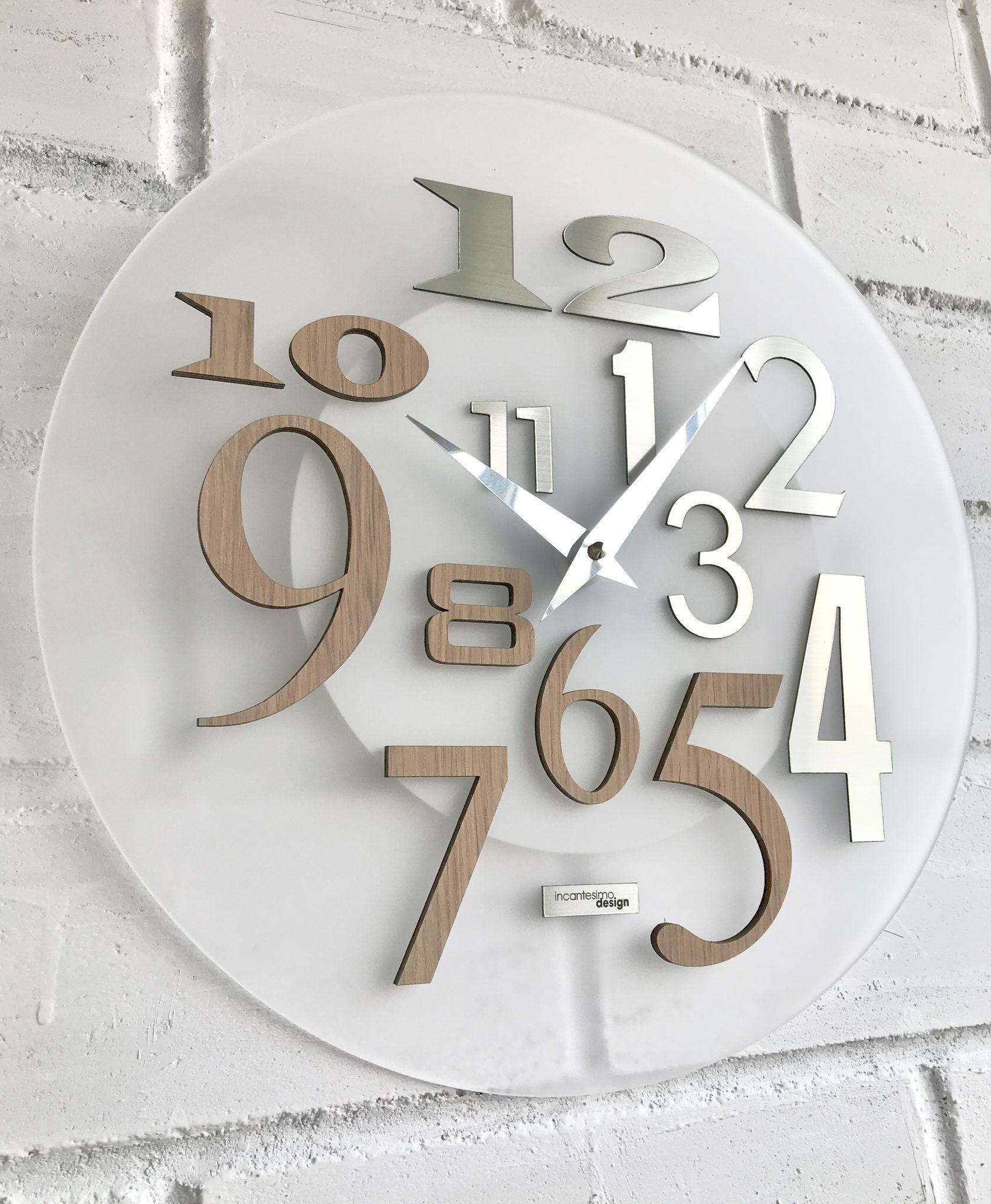 Настенные часы Incantesimo Design 036 S