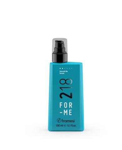 Сыворотка для придания блеска волосам FOR-ME 218 SMOOTH ME SERUM, 150 мл