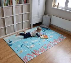 Parklon Портативный коврик Portable 140x200x1 см, Подводный мир