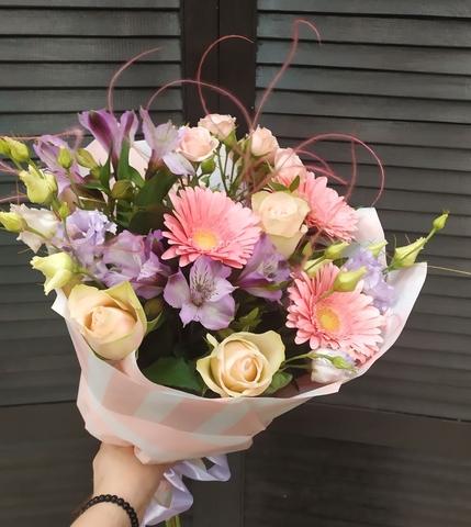 Букет цветов #18751