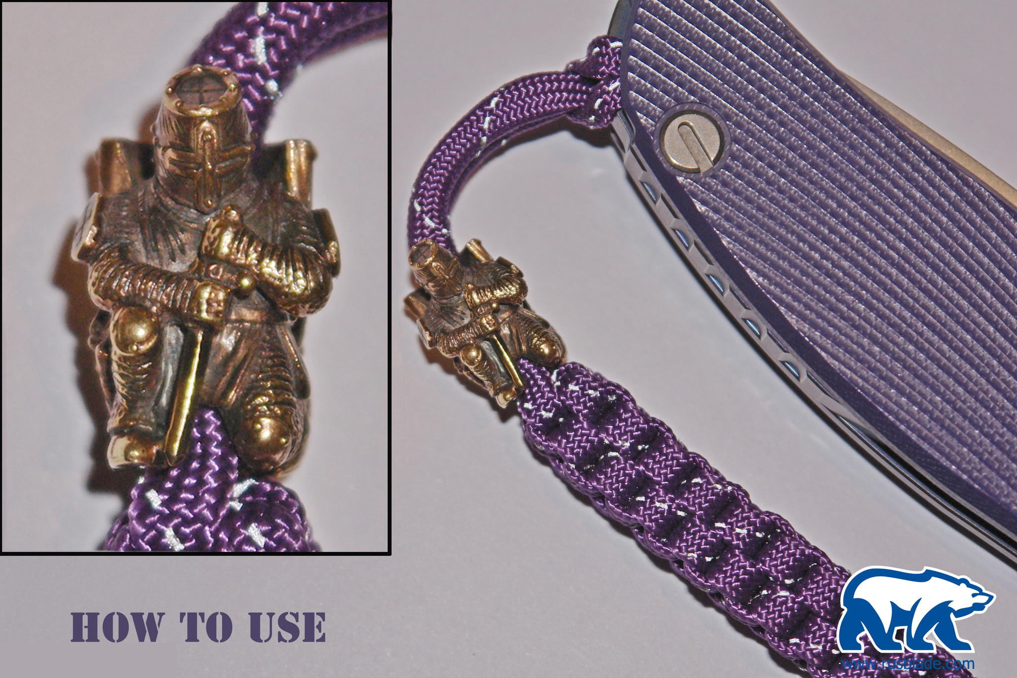 "Custom Sword Knot ""Stalker"" Limited Edition - фотография"