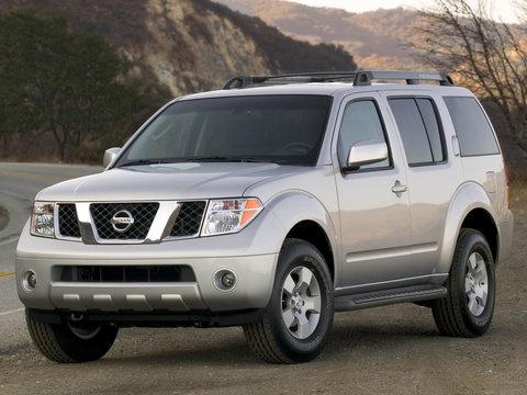 Задняя Пневмоподвеска Nissan Pathfinder III R51(2004-2014 г.в.)