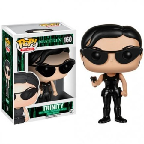 Фигурка Funko Pop Тринити - Матрица (Trinity - The Matrix)